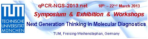logo qPCR & NGS 2013